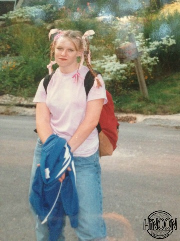 Teenager in the 90's